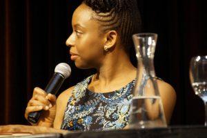 Lesung Chimamanda Ngozi Adichie Literaturhaus Basel, 15. Mai 2014