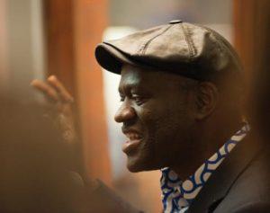 Alain Mabanckou Zürich liest, Hotel Rothaus, 26. Oktober 2013